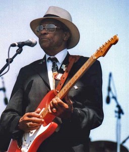 Hubert Sumlin On Stage (2003)