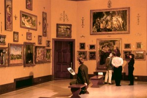 A Gallery at the Barnes Foundation