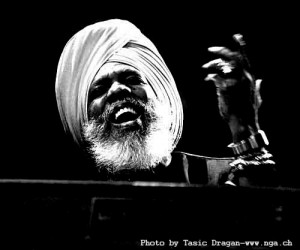 The Turban-ator: Dr. Lonnie Smith
