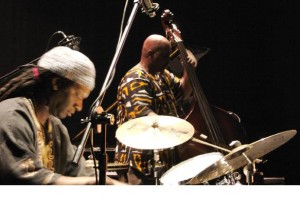 The Engine Room: Hamid Drake & William Parker